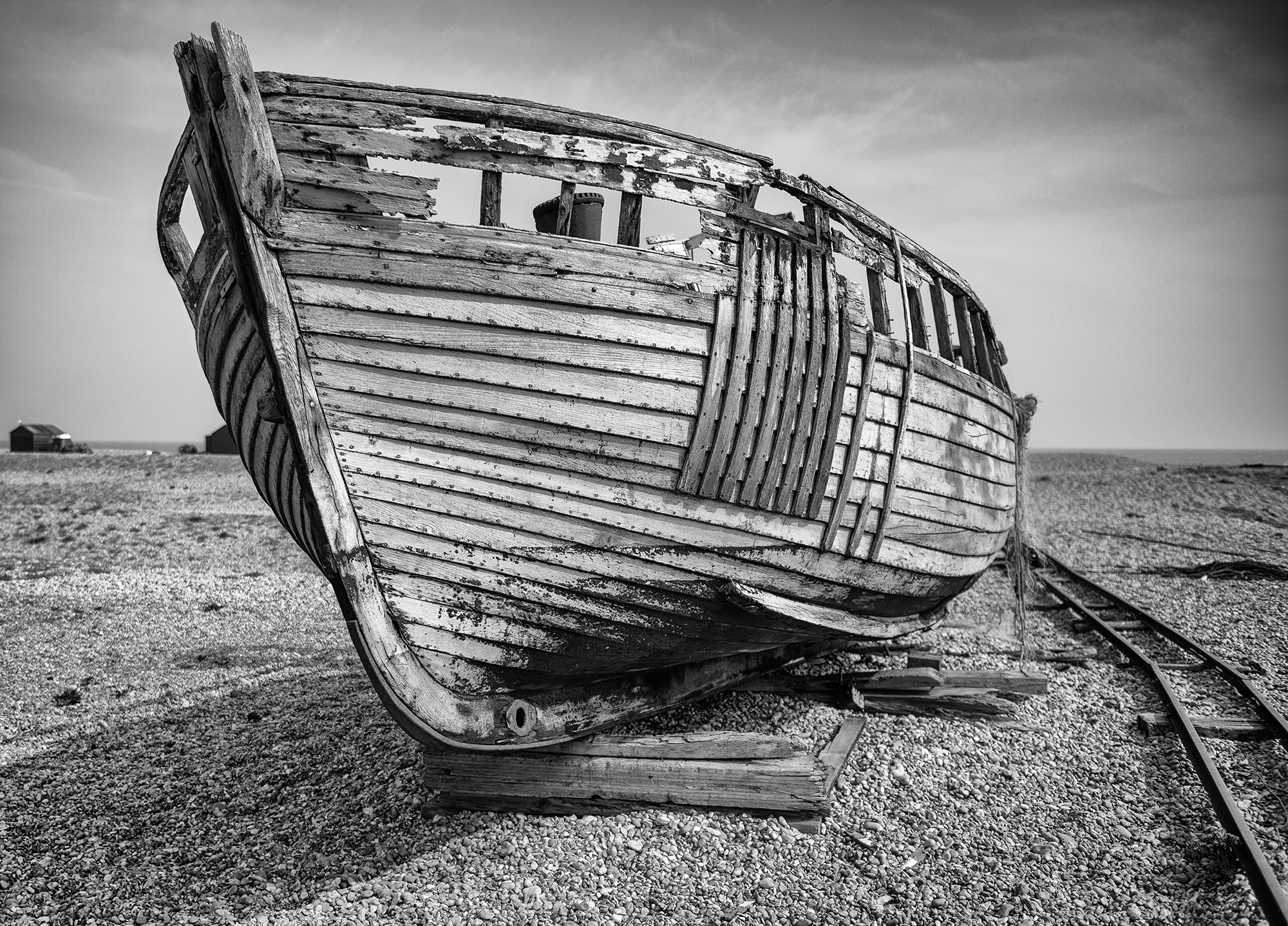 DUNGENESS HIGH AND DRY