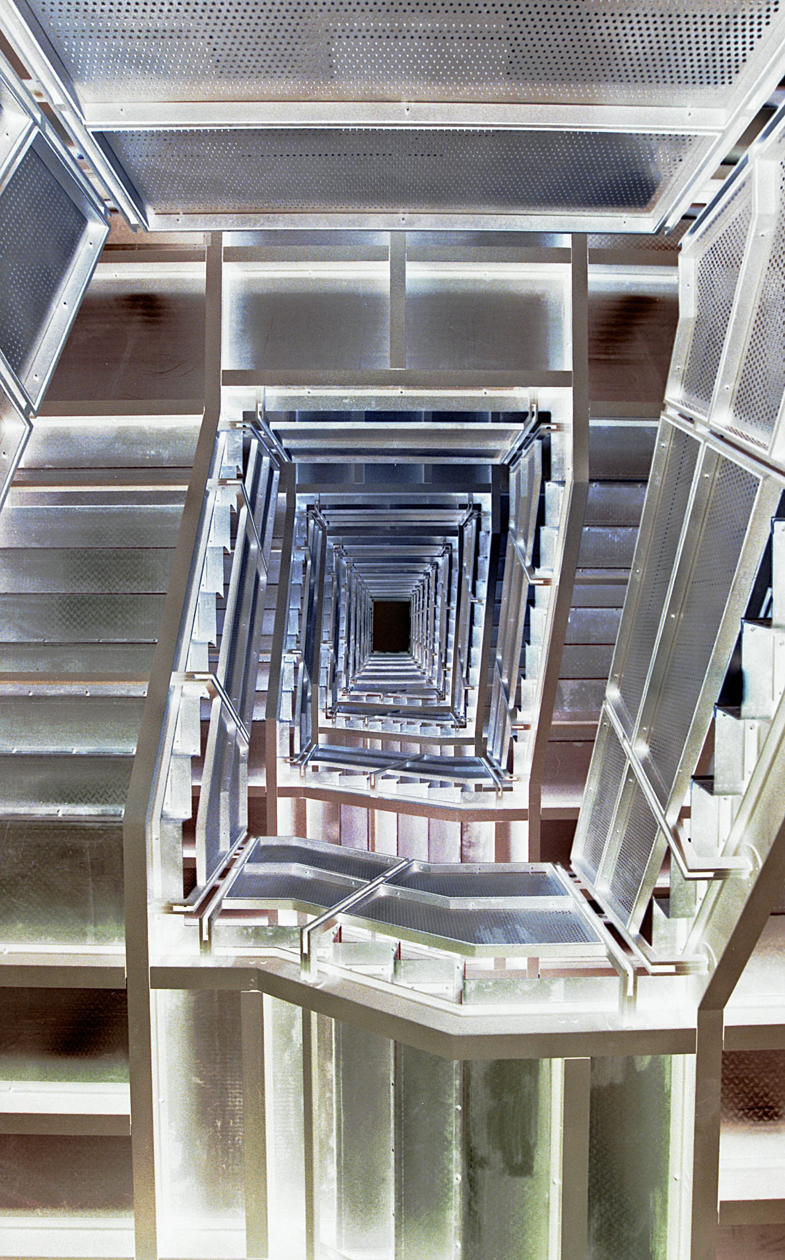 BALTIC EXCHANGE STAIRCASE