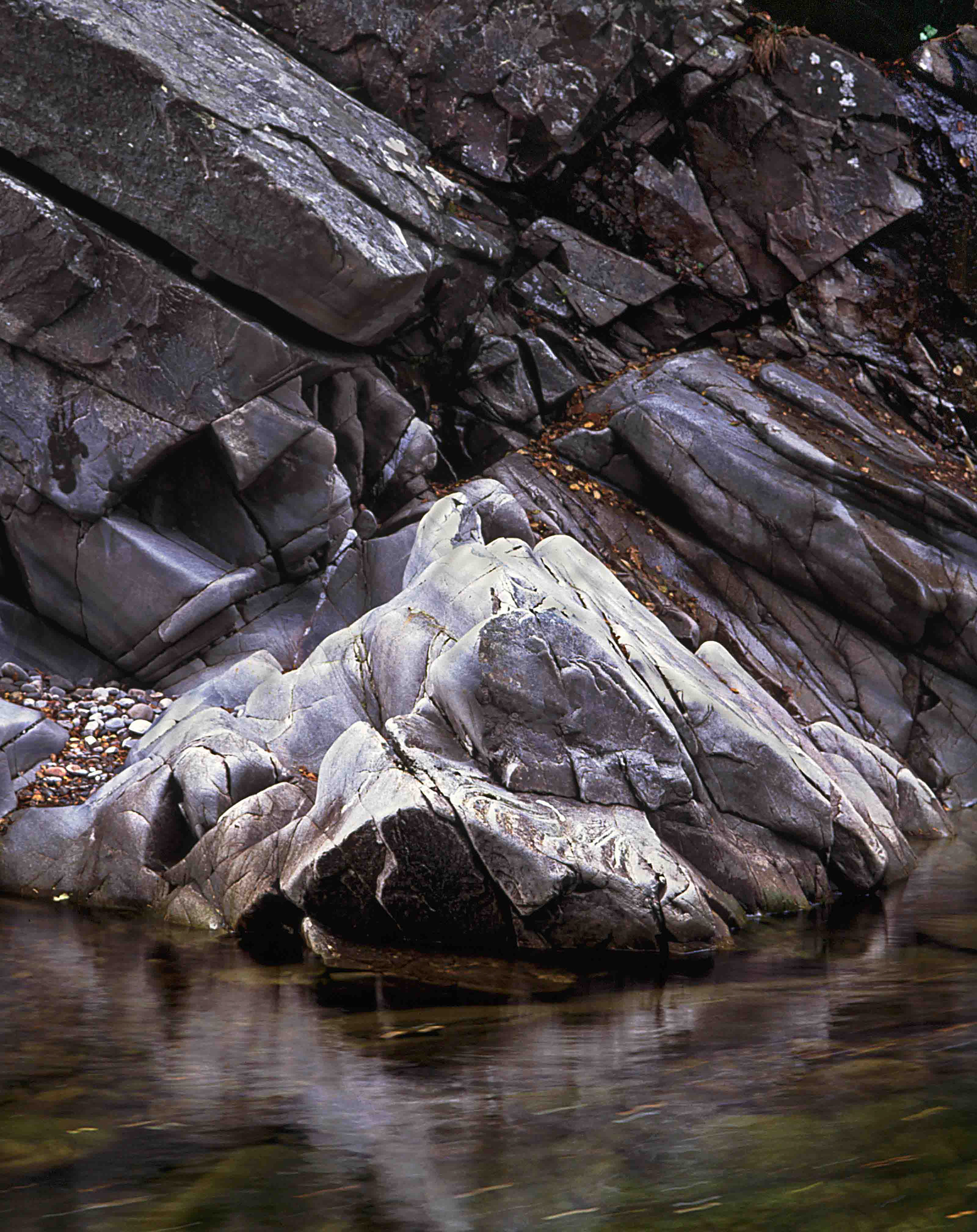PYRAMID ROCKS
